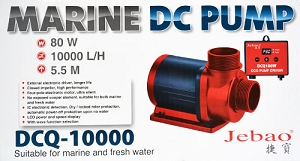 Jebao DCQ-10000 DC Submersible Pump