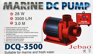 Jebao DCQ-5000 DC Submersible Pump