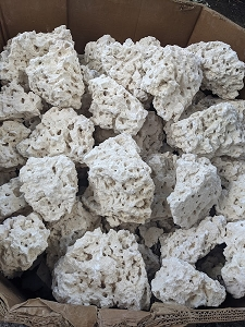 Dry Reef Rock per pound